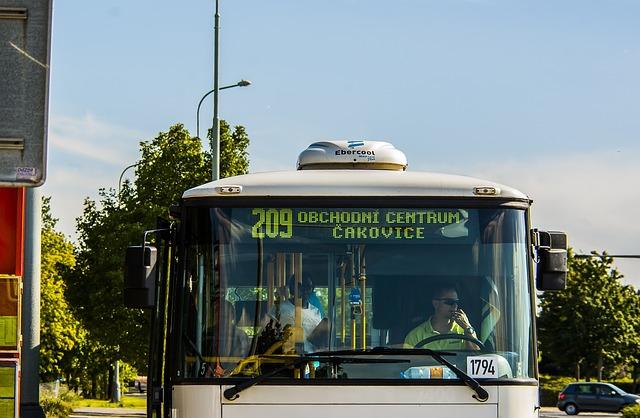 pražský autobus