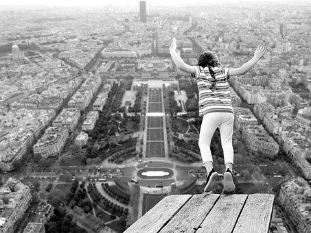 skok výška
